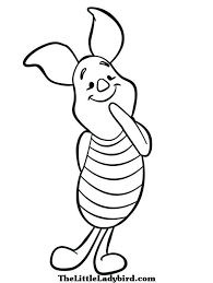 free winnie pooh coloring pages thelittleladybird