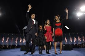 obama s victory celebration in chicago photo essays time