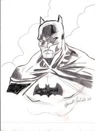 batman pencil sketch by darcat1530 on deviantart