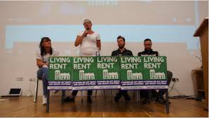 Seeking Glasgow Living Rent Tenants Union Seeking New Members After Launch In
