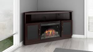 60 Inch Tv Stand With Electric Fireplace Furnitech 60