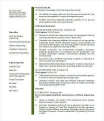 Civil Engineering Resumes Amazing Resume Format Of Civil Engineer Fresher Photos Simple