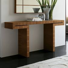 Designer Console Tables Modern Console Table Wooden The Building Modern