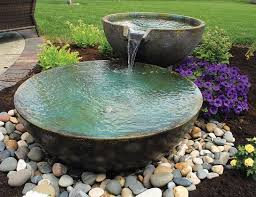 Garden Water Fountains Ideas Best 25 Outdoor Fountains Ideas On Pinterest Outdoor Water Outdoor