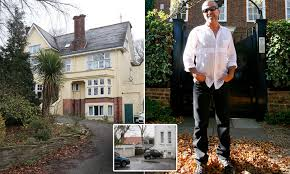 george michael home the star pictured bought weeping ash in hampstead almost 30