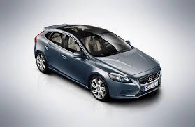 new volvo volvo car corporation presents the all new volvo v40 european
