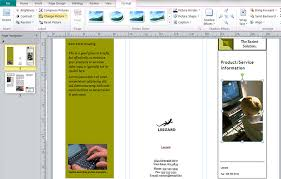 10 How To Create A How To Make A Brochure On Microsoft Word Sogol Co