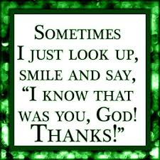 thank you god 1 1 pray unceasing thank you god