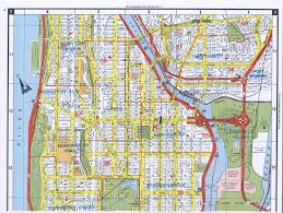 Map Of Central Usa by Central Park Map