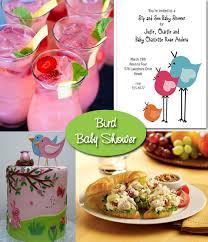 bird baby shower sweet bird baby shower announcingit