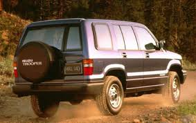 1994 isuzu trooper information and photos zombiedrive
