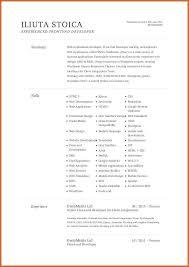Resume Web Development Resume by Front End Developer Resume Resume Name