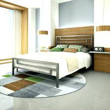 Bed Frame Casters Platform Bed On Wheels Metal Bed Frame Casters Medium Size Of