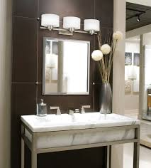 Bathroom Vanity Light Ideas Inspiring Overhead Bathroom Vanity Lighting Bathroom Lighting