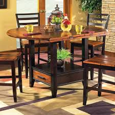 steve silver dining room sets steve silver company abaco counter height drop leaf storage dining