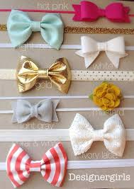 diy baby hair bows ultimate headband package baby girl bow headband mint headband