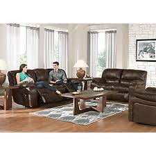 cindy crawford home alpen ridge reclining sofa cindy crawford home alpen ridge brown 3 pc living room with