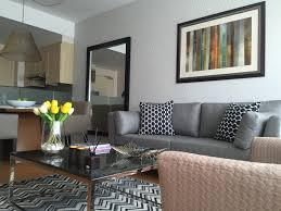 Home Staging Interior Design 1 Bedroom Home Staging One Rockwell Liv Design Studio Manila
