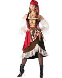 Halloween Costumes Pirate Woman Pirate Captain Halloween Costume Pirate Wench Costume