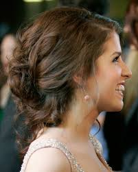 updo hairstyles for fine thin hair easy braided updo for short