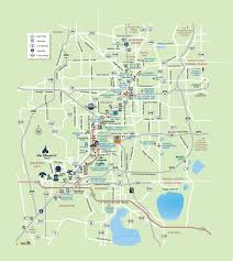 Orlando City Map by Property Management For Only 99 Per Month Orlando Clear Blue