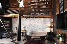 decoration industrielle vintage bohemian apartment loft bohemian homes artists terri and adam