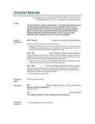 Examples Of Resume For College Students by Excellent New Grad Lpn Resume Sample Nursing Hacked Pinterest