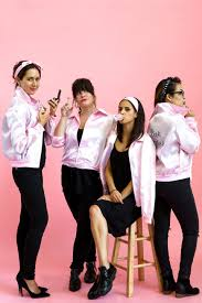Pink Halloween Costumes 10 Cute Group Halloween Costume Ideas Easy Diy Friend Halloween