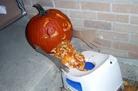25 pumpkins vomiting holytaco