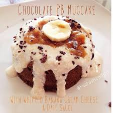 Cottage Cheese Brownies by Fantastically Fit Chocolate Peanut Butter Mugcake