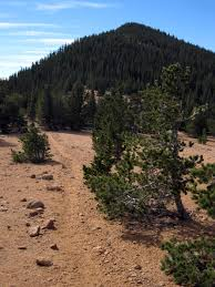 Colorado Springs Trail Map by Colorado Springs Hiking Trails