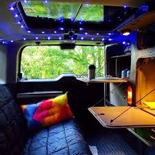 Camper Van Interior Lights 532 Best Campervan Camping Images On Pinterest Camper Van Live