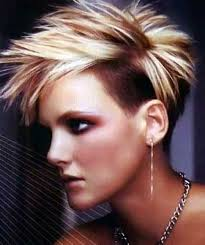 spiky hair for long hair for women over 40 10 exclusive short spiky hairstyles for fearless women