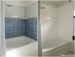 How To Refinish Bathtub Best 25 Painting Bathroom Tiles Ideas On Pinterest Paint