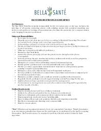 Office Manager Job Description For Resume  resume template office     happytom co waitress resume objective sample  middot  waitress responsibilities resume  middot  waitress job duties for resume