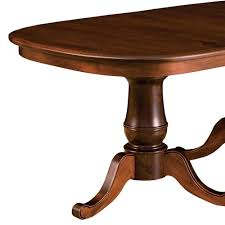 Double Pedestal Dining Room Tables Chancellor Double Pedestal Table Home And Timber