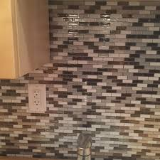 How To Install Peel And Stick Tile Backsplash by Stick On Backsplash Stick Tiles Peel And Stick Tile Backsplashes