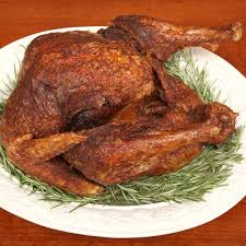 fried turkey with herbs recipe epicurious