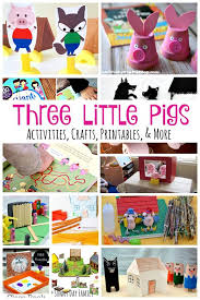 ultimate collection pigs activities crafts