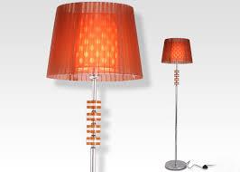 Orange Floor Lamp Lamp Inspiring Unique Floor Lamps For Home Unique Table Lamps For