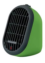 desk space heater amazon com honeywell hce100g heat bud ceramic heater green home