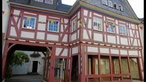 Taunus Klinik Bad Nauheim Bad Camberg Hd Fachwerktour Durch Die Historische Altstadt Youtube
