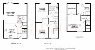 qmc floor plan 3 bed town house winchester road basingstoke
