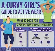 the best activewear for curvy women