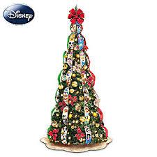 prelit christmas tree ultimate disney wondrous christmas pre lit pull up christmas tree