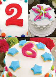 trend alert designer buttercream frosted cakes hostess with