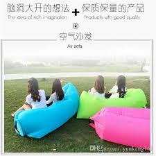 2016 most popular inflatable outdoor air sleep sofa outdoor
