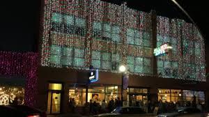 automobile alley christmas lights second annual lights on broadway returns to automobile alley kfor com