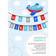 airplane printable birthday invitation dimple prints shop