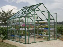 Greenhouse 6x8 Snap U0026 Grow Green Greenhouse 6 X 8 Hg6008g